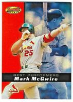 2000 Mark McGwire Bowmans Best Refractor Card #83 FREE Shipping