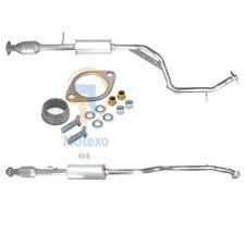 Mazda MX5 1.6+1.8 109//140 Cv Convertidor Catalítico Kit de montaje