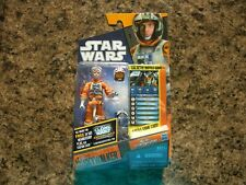 SEALED Star Wars Saga Legends LUKE SKYWALKER SL21 Action Figure Galactic Battle