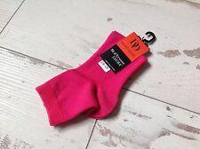 P21-23 - Chaussettes DORE DORE (DD) NEUVES - Socquette unie rose vif  (8.19 €)