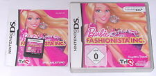 Gioco: BARBIE Fashionista Inc. per Nintendo DS Lite + + XL + 3ds + XL
