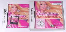 Spiel: BARBIE FASHIONISTA INC. für Nintendo DS + Lite +  XL + 3DS + XL
