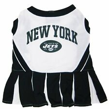 NFL CHEERLEADER For Dogs and Cats. New York Jets Small