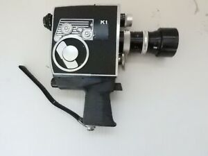 Bolex Palliard K1, Zoom Reflex Cine Camera