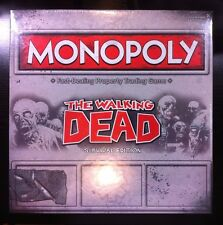 Monopoly: The Walking Dead Survival Edition Board Game (BRAND NEW, SEALED)