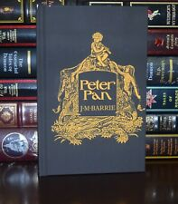 New Peter Pan by Barrie Illustrated Bedford Collectible Hardcover Gift