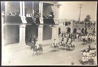 """Tripoli """"RIVISTA TRUPPE COLONIALI GIUGNO 1920"""" fotografia cm 16 X 11 circa"""