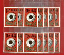More details for tea leaf oracle - brooke bond - 1999 complete tea trade card set -high bv (ql01)