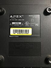 Apex 32� Led Tv (Backlight is not functional)