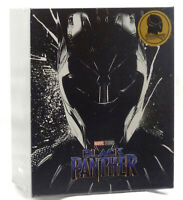BLACK PANTHER Blu-ray [3D+2D] Steelbook BLUFANS BOXSET ONE CLICK [CHINA]