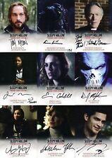 2015 Sleepy Hollow Season 1 Near Master Set