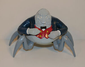 "RARE 2002 Mr Waternoose 6"" Action Figure McDonald's EUROPE Disney Monsters Inc"