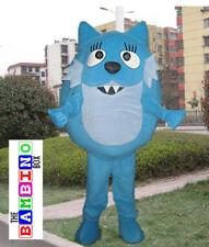 Yo Gabba Mascot Costume Fancy Dress Kids Toodee Outfit