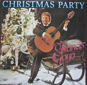 FRANCIS GOYA - CHRISTMAS PARTY - LP