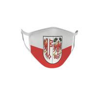 Gesichtsmaske Behelfsmaske Fahne Flagge Salzwedel