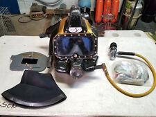 Deep Sea Desco DSL B-2 Lightweight Commercial Dive Helmet - Swiss Made