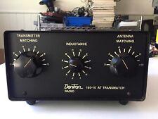 Dentron 160-10 AT Transmatch Ham Radio Tuner