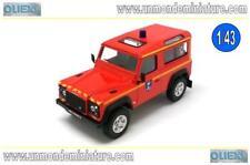 Land Rover Defender 90 SDIS 88 Vosges OLIEX - OL 55270SDIS8 - Echelle 1/43 NEWS
