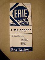 Erie Railroad - Timetable - Apr. 24, 1960 Form 1