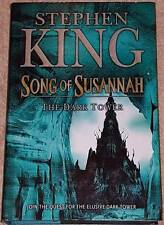 Stephen King THE DARK TOWER Song of Susannah UKHC 1st Edn