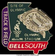 OLYMPIC PIN Atlanta 1996 BELLSOUTH Sponsor Partner