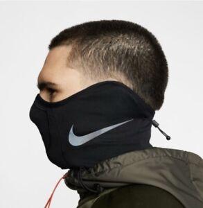 Nike Unisex STRIKE Snood Neck Warmer Face Mask Scarf BQ5832-010 L/XL