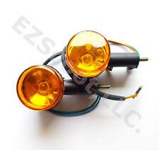 2X TURN SIGNAL LIGHT BLINKER REAR GY6 50-150cc SCOOTER MOPED TAOTAO PEACE VIP