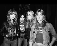 """THE RUNAWAYS"" ALL FEMALE ROCK BAND JOAN JETT LITA FORD - 8X10 PHOTO (BB-290)"