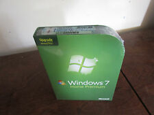 Microsoft Windows 7 Home Premium Upgrade 32 & 64 Bit DVD MS WIN SEALED BOX