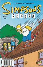 Simpsons Comics issue 174