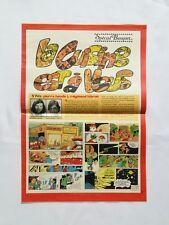 BD - Supplement Journal Spirou n 2076 La Cuisine est a vous Spécial Banquet 1978