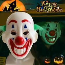 2019 Cosplay Movie Joker Arthur Fleck Mask Clown Masquerade Halloween Mask Hot