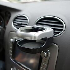 Grey Car Cup Outlet Holder Can Clip-on Drinking Water Coffee Cup Mount Stand
