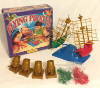 Flying Pirates Board Game 2000 Drumond Park Vintage *99% Complete*