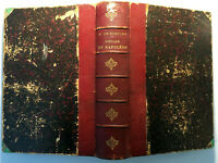 1868 NAPOLEON DE NORVINS JOLIES GRAVURES RAFFET... LIVRE ILLUSTRE BOOK MILITARIA