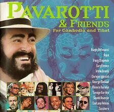 PAVAROTTI & FRIENDS FOR CAMBODIA AND TIBET / CD