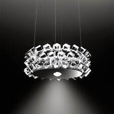 Collier tre, Cini & Nils, Pendelleuchte, LED, Designerleuchte, transparent