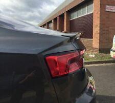 Heckspoiler SCHWARZ für Audi A5 B9 F5 S-Line S5 RS5 Sportback Spoiler Ansatz