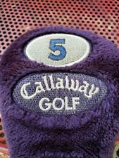 Callaway Hawkeye headcover 5wood