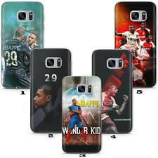 Kylian Mbappe Soccer Football Case Cover Samsung Galaxy S20 S10 S9 S8 S7 Huawei