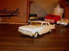 1960 Mercury Comet 2-dr sedan 1/25 scale AMT promo model - one owner nice