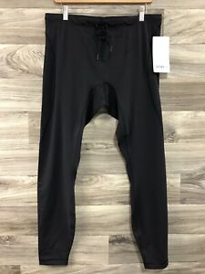 NWT Men's Lululemon Tight Stuff Tight *Full-On Luxtreme, Sz XXL, Black 29""