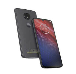 Motorola Moto Z4 - 128GB - Flash Gray (Verizon) (Single SIM)