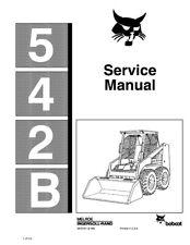 Bobcat heavy equipment parts accessories for clark ebay bobcat 542b loader repair service manual b grade 1988 6570791 free shipping fandeluxe Images