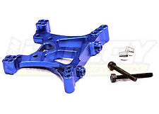 T8543BLUE Integy Billet Machined Front Shock Tower for Traxxas 1/10 Slash 4X4