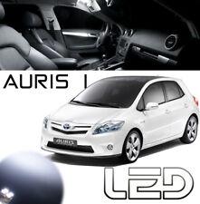 Toyota AURIS - 3 Ampoules LED Blanc éclairage intérieur plafonnier Dome light