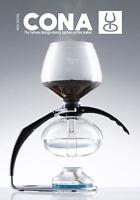 CONA Kaffeebereiter, neue 2019 D-Genius Ausführung direkt vom Hersteller.