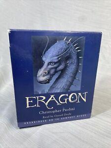 Eragon By Christopher Paolini Audio Book Unabridged 14 CDs