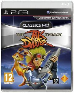JAK & DAXTER TRILOGY HD PS3 GIOCO PLAYSTATION 3 VIDEOGIOCO NUOVO SIGILLATO EU