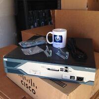 CISCO2821-HSEC/K9 WITH AIM-VPN/SSL-2 Cisco 2821 ROUTER 256D/64F